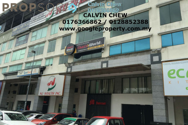 For Sale Shop at Fraser Business Park, Sungai Besi Freehold Unfurnished 1R/10B 6.0百万