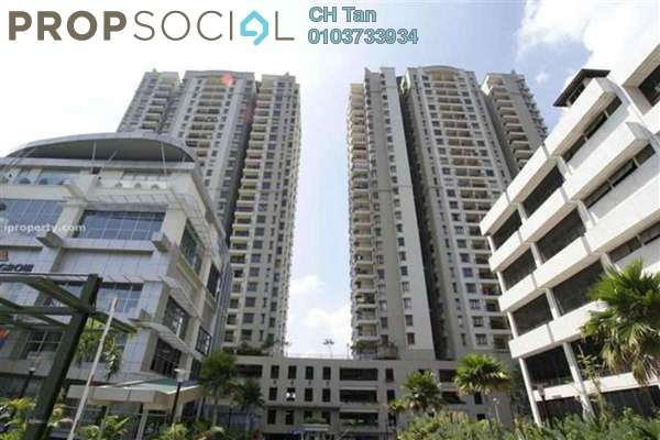 For Sale Condominium at Rivercity, Sentul Freehold Semi Furnished 3R/2B 635.0千