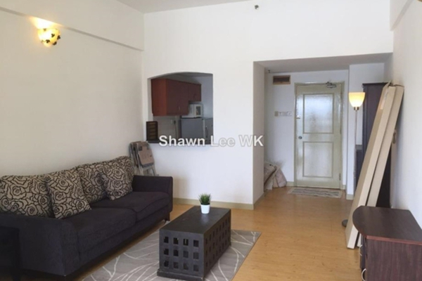 For Rent Serviced Residence at Mayfair, Sri Hartamas Freehold Fully Furnished 0R/1B 1.45k