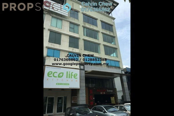 For Sale Shop at Fraser Business Park, Sungai Besi Freehold Unfurnished 1R/12B 11.0百万