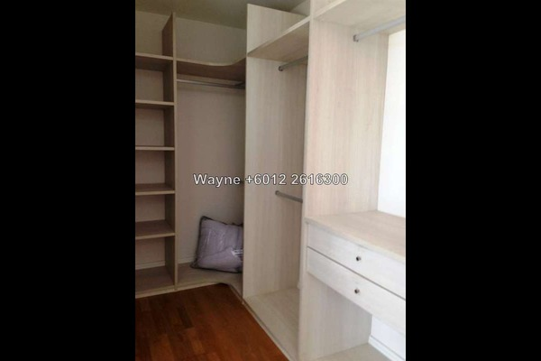 For Rent Condominium at Setia Sky Residences, KLCC Freehold Unfurnished 2R/3B 4.5k
