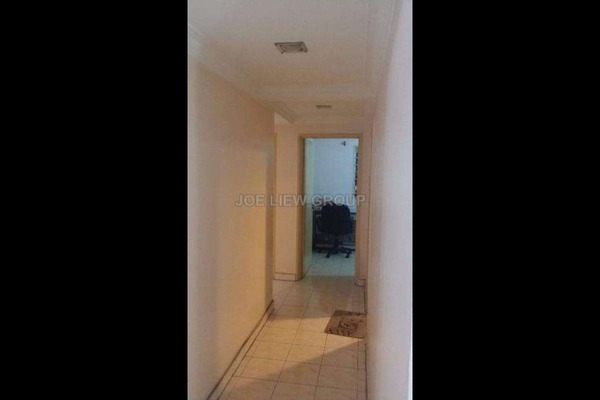 For Sale Apartment at Tulin Apartment, Old Klang Road Leasehold Semi Furnished 3R/2B 308k