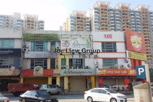 For Sale Shop at Kuchai Entrepreneurs Park, Kuchai Lama Leasehold Unfurnished 0R/0B 1.32m