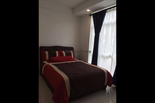 For Sale Condominium at Central Residence, Sungai Besi Leasehold Fully Furnished 2R/2B 483k