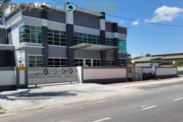 For Rent Office at Beranang Industrial Park, Semenyih Freehold Unfurnished 0R/0B 30k