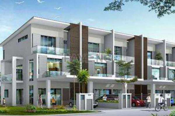 For Sale Condominium at Canary Residence, Cheras Leasehold Unfurnished 3R/3B 1.88m
