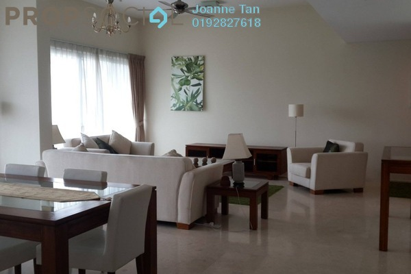 For Rent Condominium at Dua Residency, KLCC Freehold Fully Furnished 1R/1B 8.5k