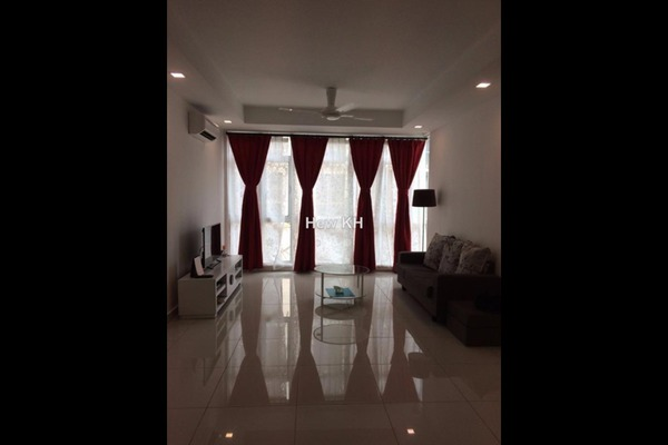 For Sale Condominium at Central Residence, Sungai Besi Leasehold Unfurnished 2R/2B 480k