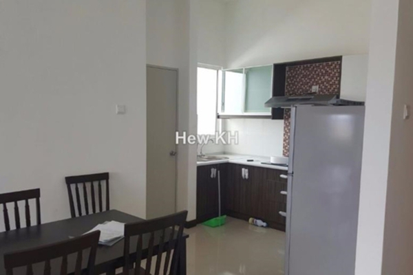 For Sale Condominium at Panorama Residences, Sentul Leasehold Unfurnished 3R/2B 450k