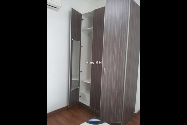 For Rent Condominium at 1 Desa Residence, Taman Desa Leasehold Fully Furnished 3R/3B 2.5k