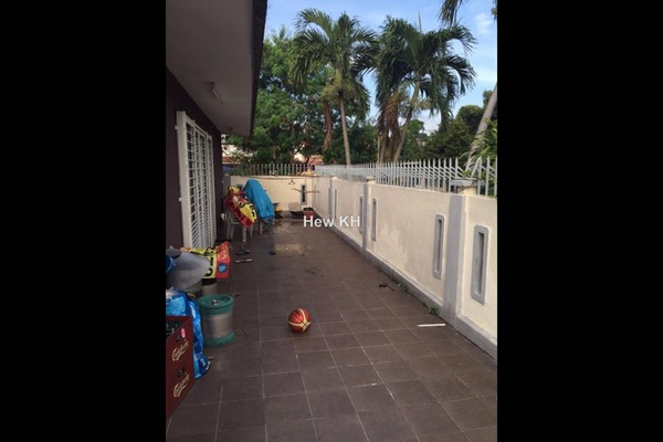 For Sale Terrace at Taman Seri Cheras Jaya, Cheras South Leasehold Semi Furnished 3R/3B 650k