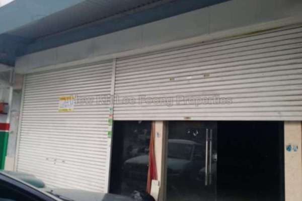 For Sale Factory at Taming Jaya Industrial Park, Balakong Freehold Unfurnished 0R/0B 1.28m