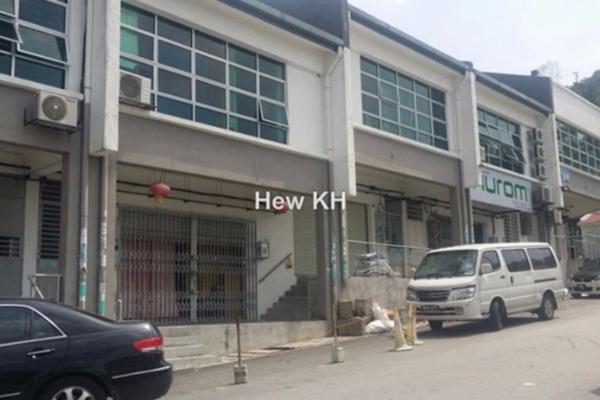 For Sale Shop at Taman Mega Jaya, Ampang Leasehold Unfurnished 0R/0B 950k