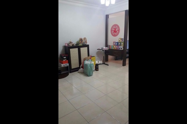 For Rent Condominium at Gembira Park, Kuchai Lama Freehold Fully Furnished 3R/2B 1.7k