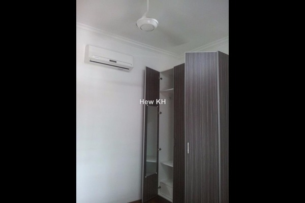 For Rent Condominium at 1 Desa Residence, Taman Desa Freehold Fully Furnished 3R/3B 2.5k