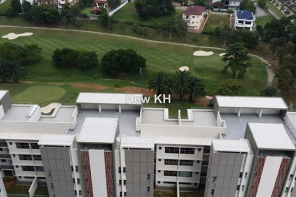 For Rent Condominium at KM1, Bukit Jalil Freehold Semi Furnished 3R/2B 2.1k