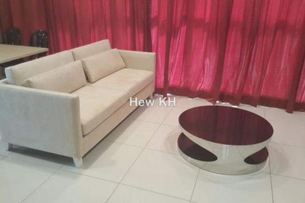 For Rent Condominium at Uptown Residences, Damansara Utama Freehold Fully Furnished 2R/2B 2.5k