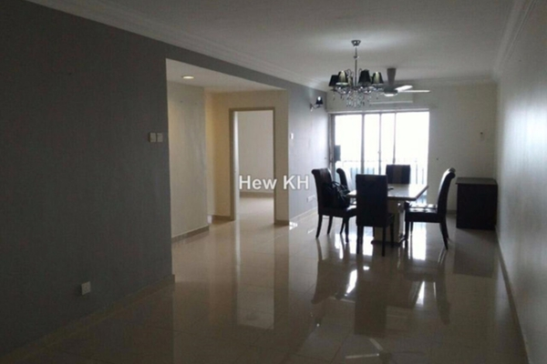 For Rent Condominium at Amadesa, Desa Petaling Leasehold Semi Furnished 3R/2B 1.4k