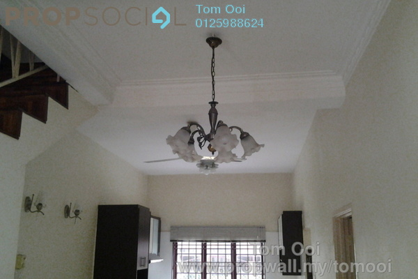 For Rent Terrace at Taman Puchong Prima, Puchong Freehold Semi Furnished 4R/3B 1.3k