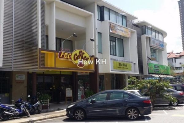 For Rent Shop at Aked Esplanad, Bukit Jalil Freehold Unfurnished 0R/0B 4k
