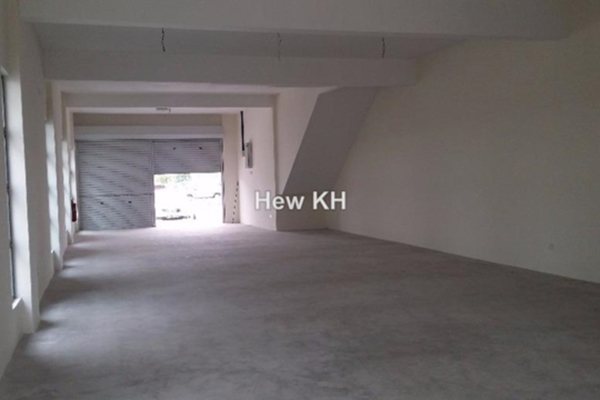 For Rent Shop at Berjaya Park, Shah Alam Freehold Unfurnished 0R/0B 3.5k