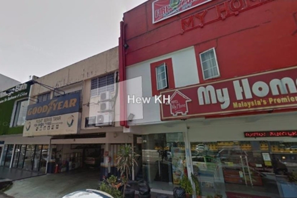 For Rent Shop at Taman Megah, Kelana Jaya Freehold Unfurnished 0R/0B 15k
