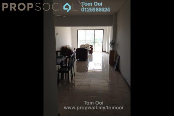 For Rent Condominium at Vista Komanwel, Bukit Jalil Freehold Fully Furnished 3R/2B 2.05k