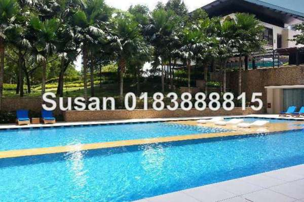 For Sale Condominium at The Binjai On The Park, KLCC Leasehold Unfurnished 4R/4B 5.57m