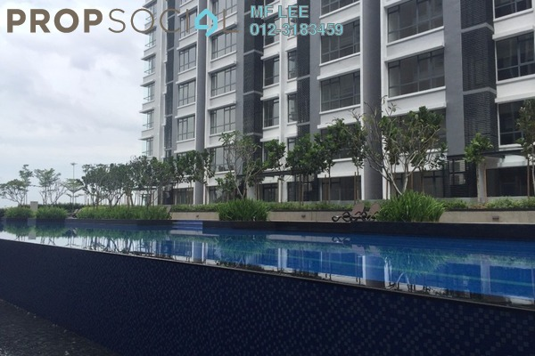 For Sale Condominium at Paramount Utropolis, Glenmarie Freehold Semi Furnished 3R/2B 525k