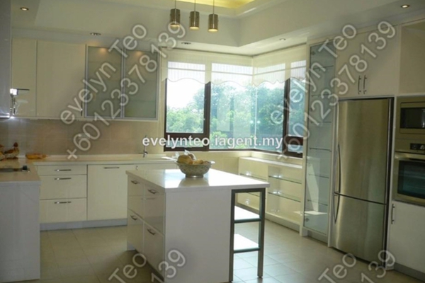 For Rent Condominium at Mont Kiara Damai, Mont Kiara Leasehold Semi Furnished 4R/4B 9k