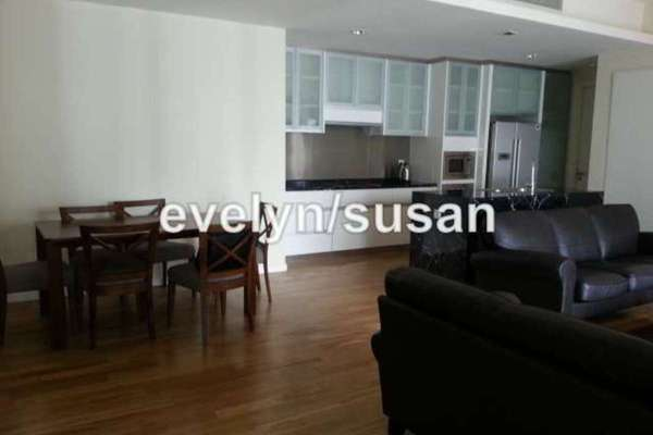 For Rent Serviced Residence at St Mary Residences, KLCC Leasehold Unfurnished 2R/3B 8.5k