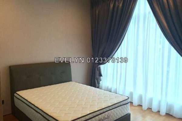 For Rent Serviced Residence at Soho Suites, KLCC Leasehold Unfurnished 2R/2B 3.5k