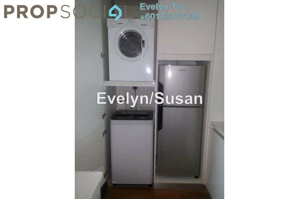 For Rent Condominium at 6 Ceylon, Bukit Ceylon Leasehold Semi Furnished 1R/1B 3k