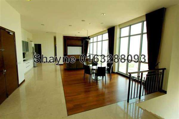 For Sale Condominium at Hampshire Residences, KLCC Leasehold Unfurnished 4R/6B 4.72m