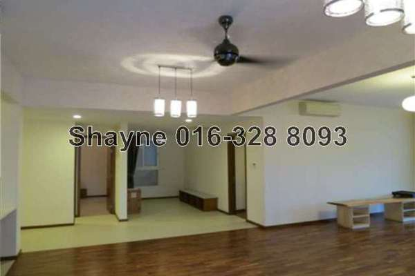 For Sale Condominium at Hijauan Kiara, Mont Kiara Leasehold Semi Furnished 4R/4B 1.9m