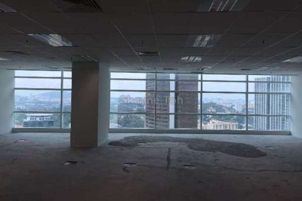 For Rent Office at Q Sentral, KL Sentral Leasehold Unfurnished 0R/0B 21.5k