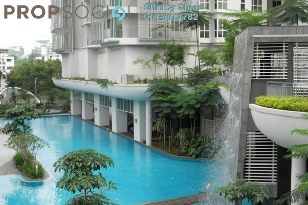 For Rent Condominium at 28 Mont Kiara, Mont Kiara Freehold Fully Furnished 4R/3B 10k