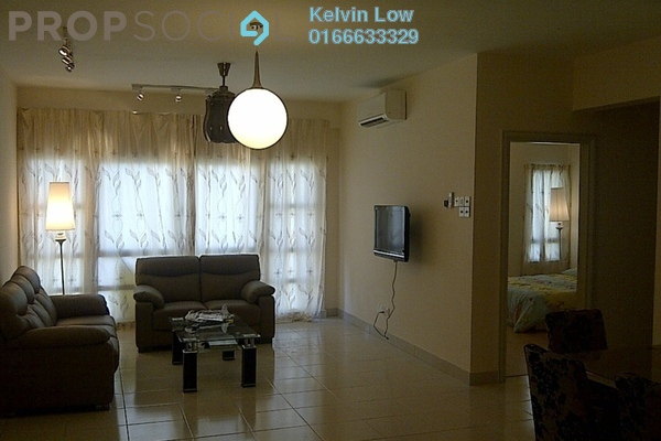 For Sale Condominium at Pelangi Damansara Sentral, Mutiara Damansara Leasehold Fully Furnished 2R/2B 588k