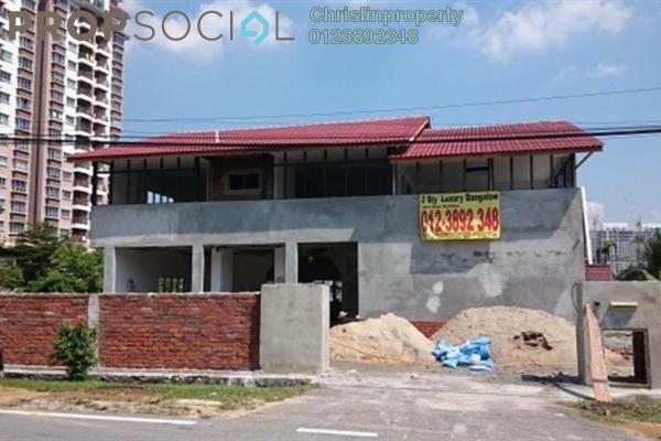 For Rent Bungalow at Taman Ampang Utama, Ampang Leasehold Semi Furnished 8R/6B 15k