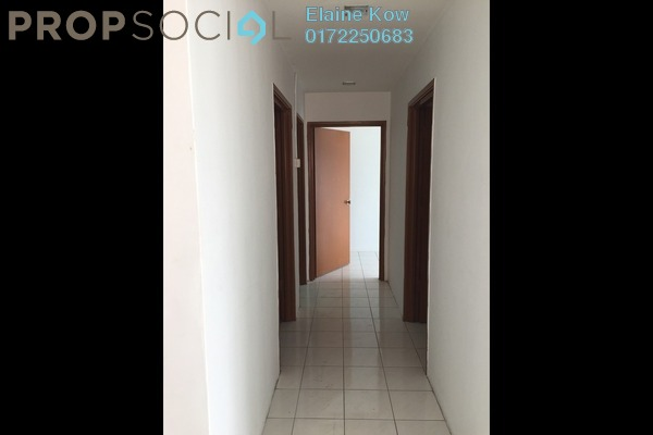 For Sale Apartment at Jalil Damai, Bukit Jalil Freehold Semi Furnished 3R/2B 450k