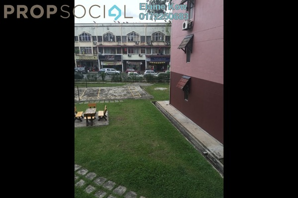 For Sale Apartment at Taman Sri Sentosa, Old Klang Road Leasehold Semi Furnished 3R/2B 330k