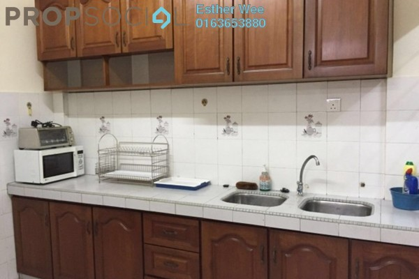 For Rent Apartment at Sunway Court, Bandar Sunway Leasehold Semi Furnished 3R/2B 1.3k