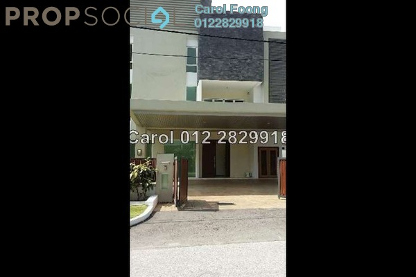 For Sale Bungalow at USJ 5, UEP Subang Jaya Freehold Unfurnished 5R/5B 5.2百万