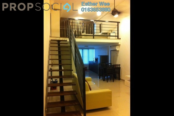 For Sale Serviced Residence at Subang SoHo, Subang Jaya Freehold Semi Furnished 1R/1B 480k