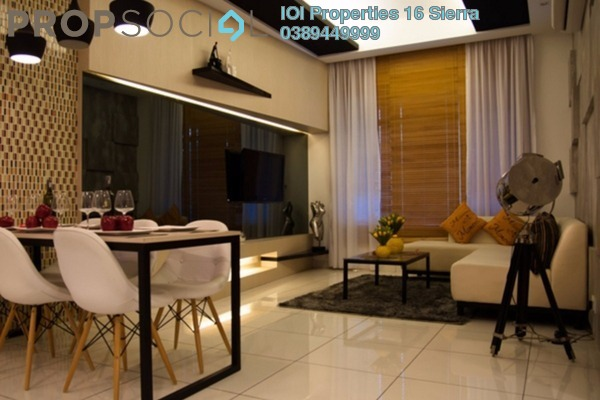 For Sale Condominium at La Thea Residences, 16 Sierra Leasehold Semi Furnished 2R/2B 449k