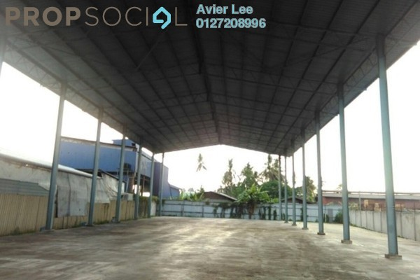 For Rent Factory at Kapar Industrial Park, Kapar Freehold Unfurnished 0R/2B 12.5k