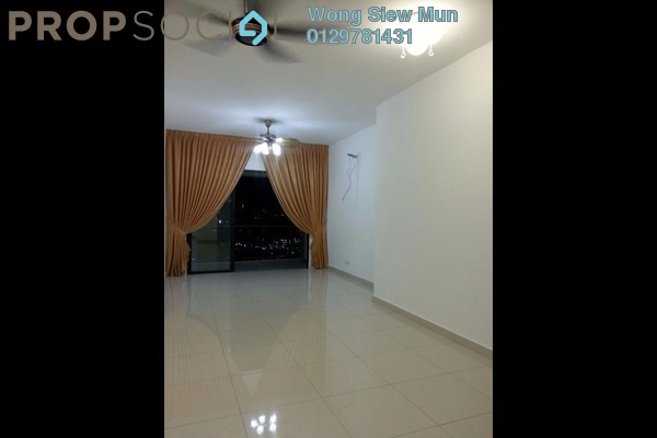 For Rent Condominium at Vila Vista, Cheras Leasehold Semi Furnished 4R/4B 3k