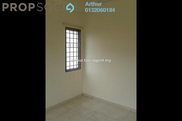 For Sale Condominium at Casa Suria, Batu 9 Cheras Leasehold Semi Furnished 3R/3B 335k