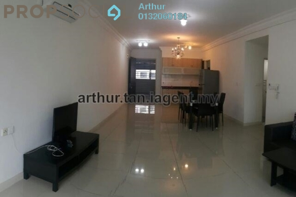 For Sale Condominium at Covillea, Bukit Jalil Freehold Fully Furnished 3R/3B 835k