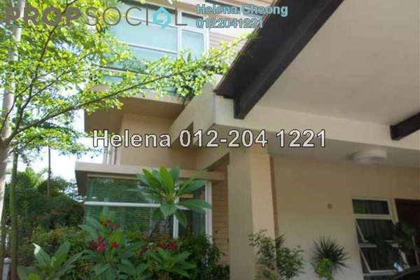 For Rent Semi-Detached at Setia Eco Park, Setia Alam Freehold Unfurnished 4R/6B 5k